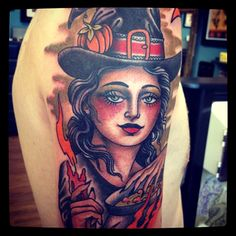Tattoo done byNoble Oni.