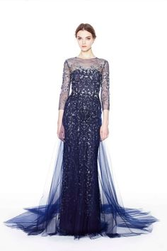 Marchesa | Collections | Marchesa | Pre-Fall 2014 | Collection #11