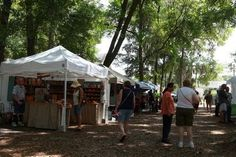 Fine art, crafts, music featured at DeLeon Springs' Art Among the Trees | News-JournalOnline.com