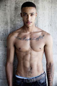 Gay cam model