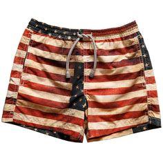 49caa79f8efb6 Boys USA Flag Swimming Shorts