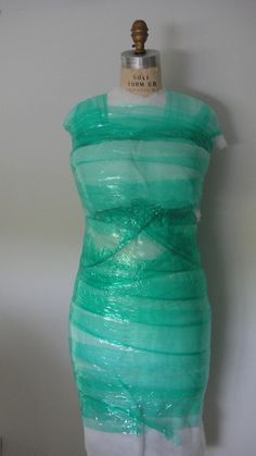 Padding Out Dress Forms