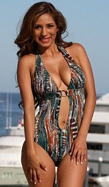 Exotic Cavallo Ring Halter Monokini   Exotic Cavallo Ring Halter One Piece Swimsuit   Sexy Exotic Cavallo Ring Halter One Piece Swimsuit  Words cannot explain the level of sexiness that the Exotic Cavallo Ring Halter One Piece Swimsuit brings to the table. A unique intoxicating design, this stunning one piece is not to be taken for granted. #monokini