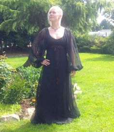 Halloween Sale EXTRA 10 OFF Stunning Vintage by GothicChameleon, $73.65