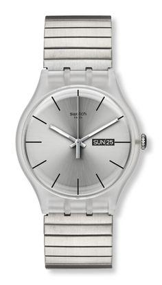 swatch new gent - Buscar con Google Модные Часы, Наручные Часы, Программы  Для Android db8f16385fe