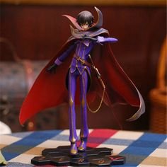 Retail 23cm Anime Code Geass R2 Lelouch Action Figure Toys The Most Popular Lamperouge ZERO PVC Crafts Collection Doll Free Ship //Price: $US $38.94 & FREE Shipping //     #rchelicopters