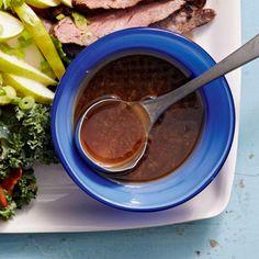 Vinaigrette au sésame Sauces, Sesame, Valeur Nutritive, Calories, Chocolate Fondue, Salad, Desserts, Food, Kitchens