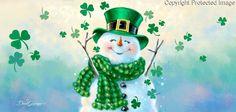 1551a - Irish Snowman - wide.jpg   Gelsinger Licensing Group