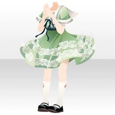 After school melodious Character Costumes, Character Outfits, Anime Outfits, Cool Outfits, Anime Uniform, Anime Dress, Fashion Design Drawings, Star Girl, Drawing Clothes