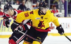 Belleville Bulls are hoping the return of star goalie Malcolm Subban can lead the team to the playoffs Sports Art, Hockey Players, News Stories, Nhl, Bucket, Journal, Star, Buckets, All Star