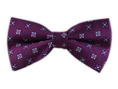 Juneberry - Plum/Light Blue (Bow Ties) | Ties, Bow Ties, and Pocket Squares | The Tie Bar $19