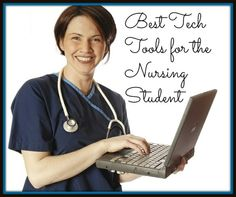 Great tech tools every #nursing student can use! #Nursing #ParallonJobs