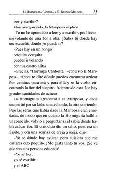 La Hormiguita Cantora y el Duende Melodía Word Search, Words, Read And Write, Elves, Literatura, Horse