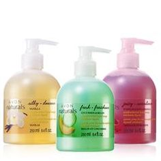 Naturals Antibacterial Hand Soap Collection