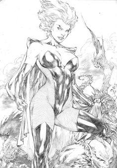 Goblin Princess  X-men  Ed benes