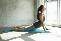 Can yoga really help you gain weight and stamina? Fast Workouts, Cobra Pose, Types Of Yoga, Muscle, Get In Shape, Get Healthy, Yoga Poses, Pilates, Meditation