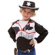 buttinette Angebot Cowboy Hemd für Kinder, schwarz/weißIhr QuickBerater