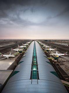 Amazing Snaps: Dubai World Central International Airport, Dubai, UAE