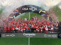 Campeões 2015, Benfica - Marítimo