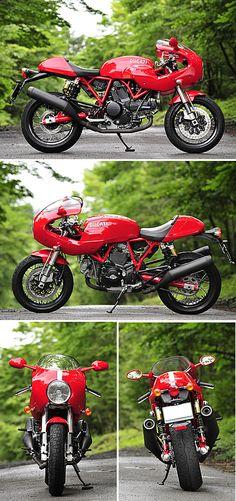 DUCATI Sport 1000 S