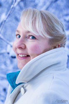 Winter scandinavian woman photography | Mariella Yletyinen Photography Woman Photography, Scandinavian, Eyes, Winter, Face, Winter Time, Photos Of Women, The Face, Faces