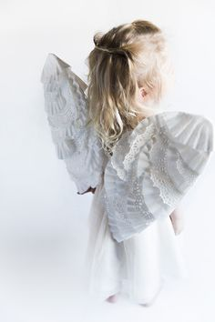 DIY Angel Wings - Say Yes