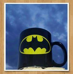 Batman Coffee in the early morning.