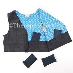 Therapy Shoppe Weighted Vests | Special Needs, Sensory Toys-Products