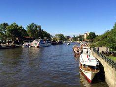 Buenos Aires Day Trip: Touring the Tigre Delta | Traveldudes.org