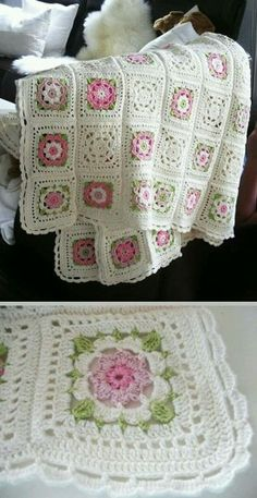 Cobija - does anyone know the name of this pattern please?