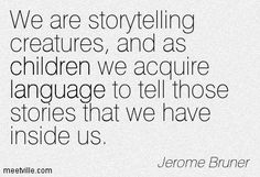 Quotes of Jerome Bruner About culture, education, world
