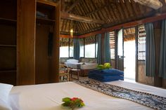 See the different type and style of accommodation that we have at Beachcomber Island. Follow link for more information and rates: