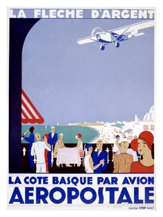 Aéropostale - Côte basque                                                                                                                                                                                 Plus