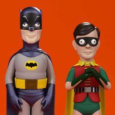 Nous avions déjà parlé l'année dernière des Vinyl Idolz, ces excellentes figurines inspirées par les personnages de la pop culture ! De Batman à Star War