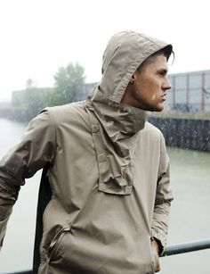 The Anorak To End All Anoraks | http://four-pins.com/style/the-anorak-to-end-all-anoraks/  Just gotta self-promote!