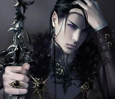 Free desktop wallpapers and backgrounds with HandSome Guy, CG, China, fantasy, warrior. Fantasy Warrior, Elf Warrior, Fantasy Male, Dark Fantasy, Sweet Boys, Iron Fey, Elfen Fantasy, Foto 3d, Warriors Wallpaper