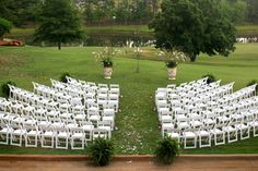 Backyard wedding ceremony ideas rose petals ideas for 2019 Wedding Ceremony Ideas, Outdoor Wedding Seating, Seating Arrangement Wedding, Seating Chart Wedding, Wedding Arrangements, Outdoor Ceremony, Wedding Backyard, Wedding Ceremonies, Outdoor Weddings