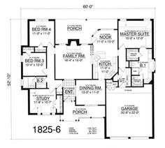 Floor Plan image of The Homeplace