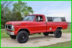 1972 Ford F-250 Highboy | eBay
