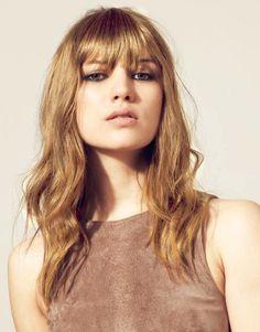cheveux frange courte - Recherche Google