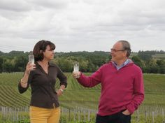Today, 12 years after the acquisition of Chateau Fleur Cardinale, it is a great joy to assess the progress made. If we have always worked with passion and enthusiasm, our adventure of the last twelve years has been also marked by a long and honest friendship with Jean-Luc and his wife Murielle. 12 years of listening and giving (very) good advice. 12 years of fun together and beautiful shared bottles, always in a good mood food.