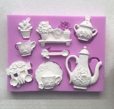 Clay Cane, Wood Log Crafts, Fairy Door Accessories, Easy Crafts, Arts And Crafts, Cold Porcelain Flowers, Clay Food, Paperclay, Miniture Things