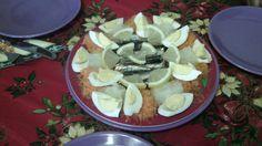 Delicioasa salata de peste cu morcov, ceapa si lamaie Acai Bowl, Cooking, Breakfast, Food, Projects, Salads, Baking Center, Blue Prints, Kochen