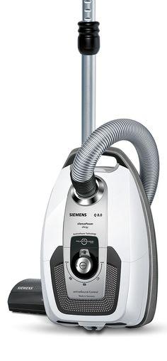 #Siemens Q 8.0: For a new level of cleanliness. // Siemens Q 8.0: Für ein neues Gefühl von Sauberkeit. #enjoysiemens