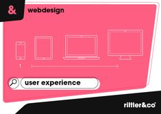 Weil eine Website ohne #Optimierung für Endgeräte ein absolutes No-Go ist, erhalten Sie dazu heute 5 Tipps in unserem neuesten Blogbeitrag 😎👇👇 Web Design, Marketing, User Experience, Ecommerce, Blog, Advertising Strategies, Tips, Design Web, Blogging