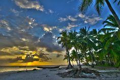 San Blas, Kuna indians with 365 tiny islands in the Carebbean sea