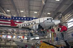 National Museum of Naval Aviation Pensacola, FL...very close to our house