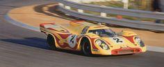 Kyalami 1970. Porsche 917