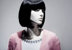 MAGNOLIA Collection by More Mannequins #FemaleMannequin #RealisticMannequin #MannequinMakeUp #cleopatra