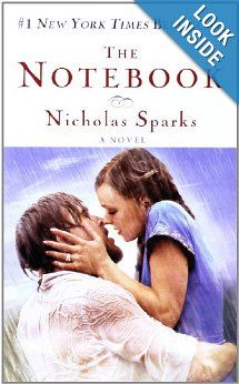 "The Notebook - Nicholas Sparks Nicholas Sparks ""You can't live your life for other people. You've got to do what's right for you, even if it hurts some people you love."""